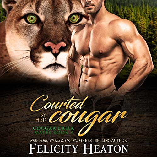 Courted by her Cougar cover art