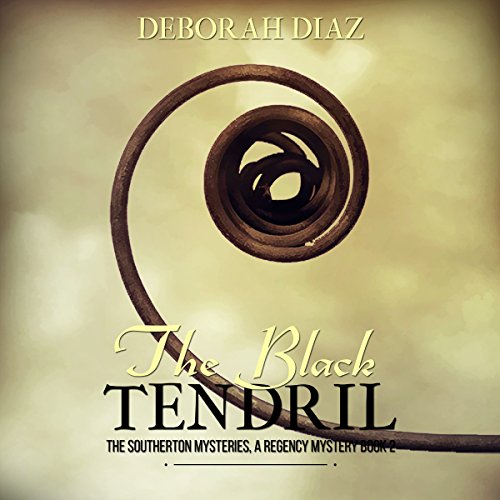 The Black Tendril audiobook cover art