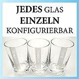 Miriquidi Wasserglas 255ml mit Wunschnamen personalisiert |Hochwertiges Schott Zwiesel Convention 12 Glas | Spülmaschinenfest | Trinkglas & Individuelle Namensgravur | perfekt auch als Zahnputzbecher - 2