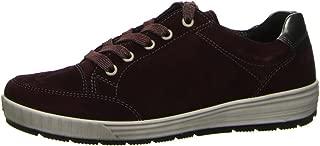 ara Womens L.Low Shoes Brunello/Titanium Wide G Size 8.5 EU Red