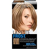 7. L'Oreal Paris Le Petite Frost Pull-Through Cap Highlights For Short Hair, H55 Creme Caramel