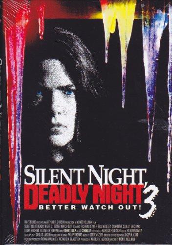 Silent Night, Deadly Night 3 - Better watch out! (kleine Buchbox) UNCUT