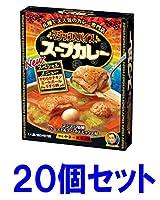 明治 マジックスパイス スープカレー スペシャルメニュー307g×20個入