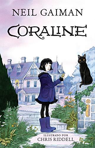 Coraline por [Neil Gaiman]