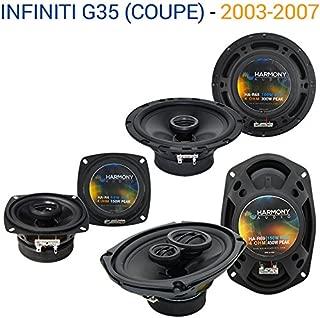 Best infiniti g35 audio upgrade Reviews