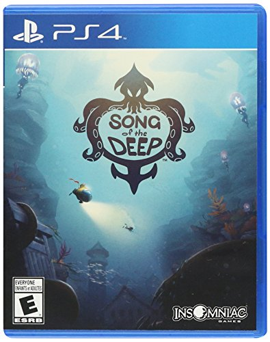 Song of the Deep PS4 - US Version
