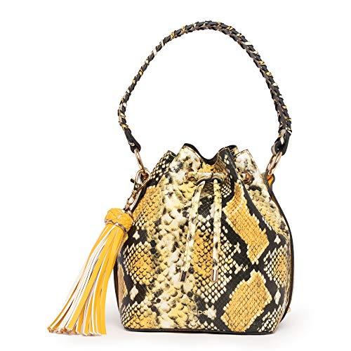 ALDO Dororyth Bucket bag, Other Yellow
