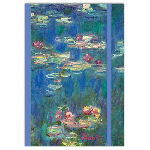 Monet A5 Notebook