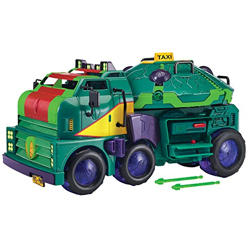 Return of the Teenage Mutant Ninja Turtles 82511 ROTMNT-Turtle Tank Mobile Kommandozentrale, mehrere Farben