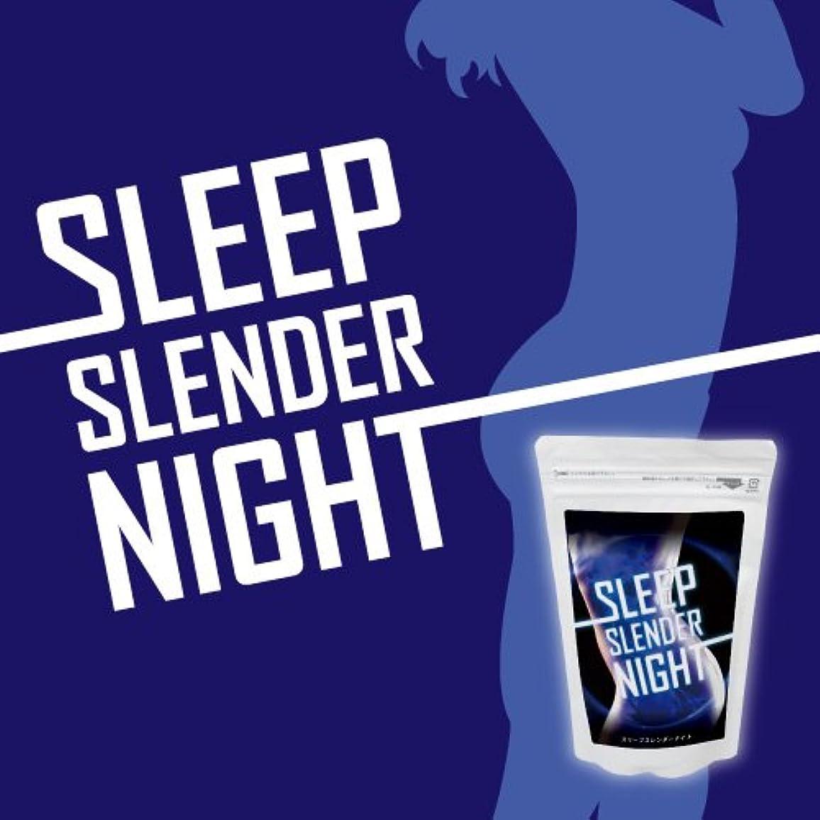 是正出身地タンパク質Sleep Slender Night(スリープスレンダーナイト) ダイエット ダイエットサプリ 送料無料