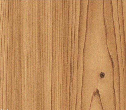 i.stHOME Klebefolie Möbelfolie Holzdekor Fichte - Dekorfolie Holz Design Fichtenholz 45 x 200 cm - Selbstklebefolie - Selbstklebende Folie, Bastelfolie