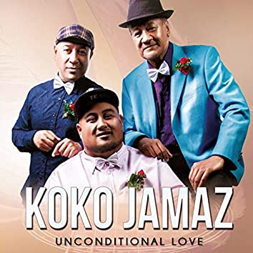 UNCONDITIONAL LOVE (feat. Jon Lindsay, Jarome, Sonny Tokahere)