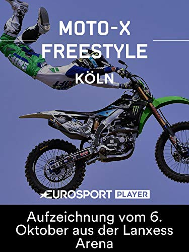 Freestyle Motocross: IFMXF Night of the Jumps in Köln - Aufzeichnung vom 6. Oktober aus der Lanxess Arena