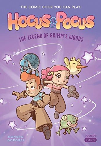 Hocus & Pocus: The Legend of Grimm's Woods: The Comic Book...