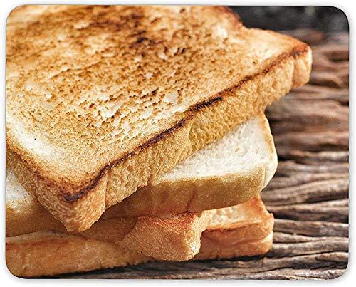 Frühstück Toast Guten Morgen Maus Matte Pad - Iconic Fun Geschenk Computer