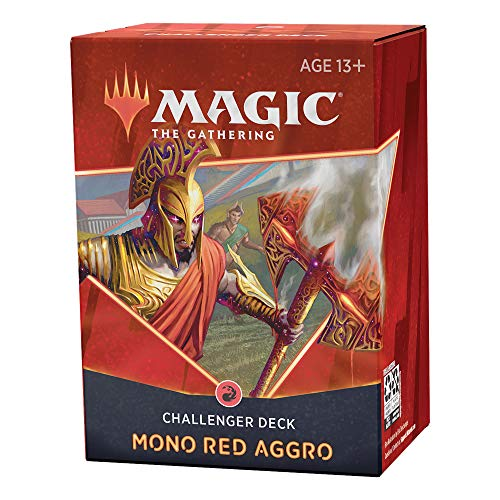 Magic: The Gathering 2021 Challenger Deck – Mono Red Aggro
