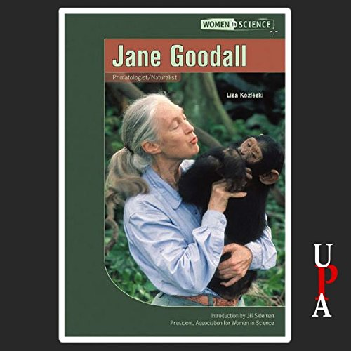 Jane Goodall cover art