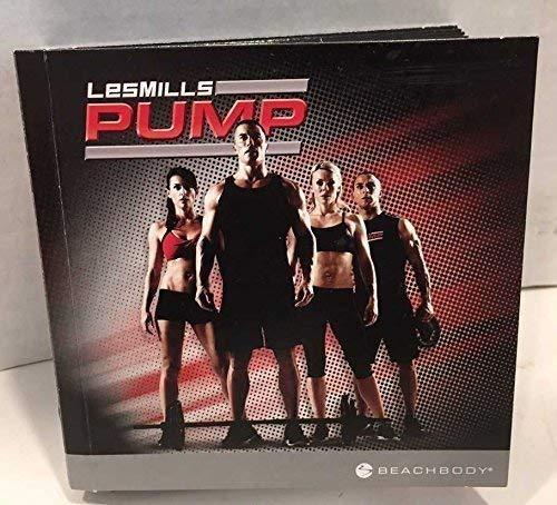 Les Mills PUMP Fitness 7 DVD Workout Set ✅