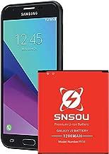 Galaxy J3 Battery,Eponadd 3300mAh Battery Replacement for Samsung Galaxy J320A J320V J320P EB-BG530 EB-BG530BBU Galaxy Grand Prime Battery 24 Months Warranty