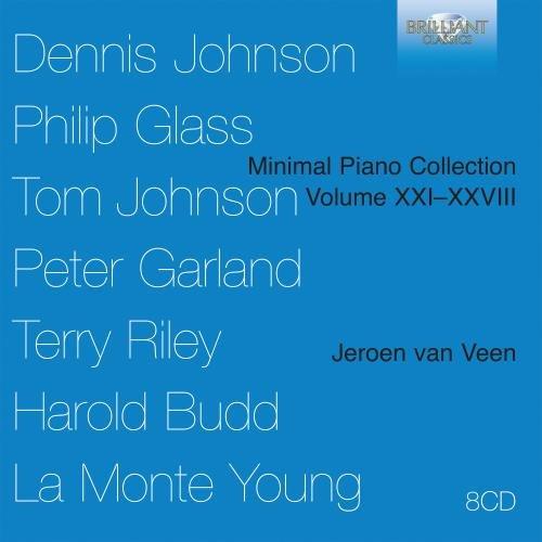 Minimal Piano Collection Volume Xxi-Xxviii