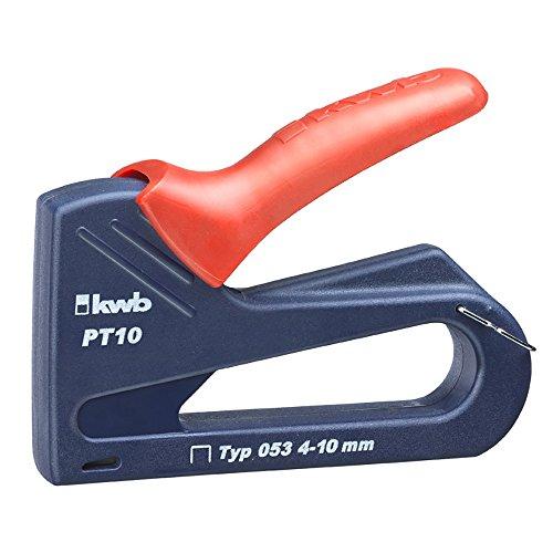 KWB 053-310 Blue Tack PT 10, Profi-Handtacker