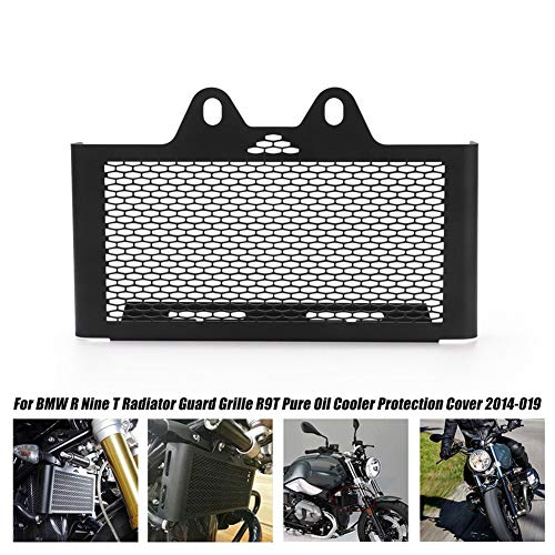 FairOnly Motorfiets Accessoires Pure Olie Koeler Bescherming Cover Radiator Guard Grille voor BM-W R9T 14-19 accessoires