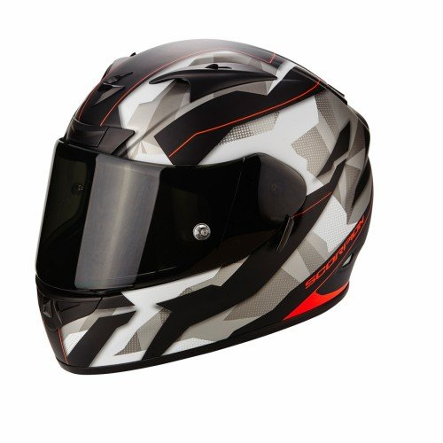 Scorpion Casco Moto EXO-710  AIR Furio, Camo, LG