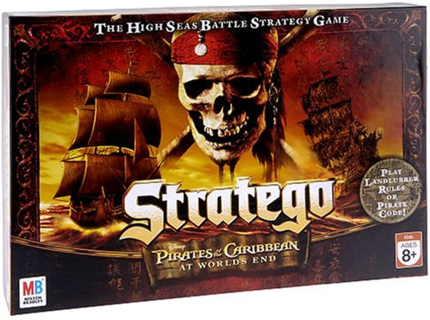 Stratego  Pirates of the Caribbean