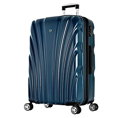 Olympia Vortex 29 Inch Large-Size Hardcase Spinner, Green, One Size
