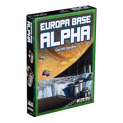 WizKids Europa Base Alpha, Game