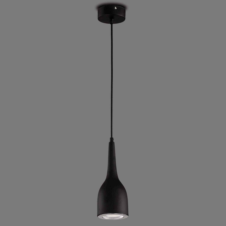 Acb C31961N Hngeleuchte, LED, 8 W,  11 cm, IP20 3200 K, Schwarz matt