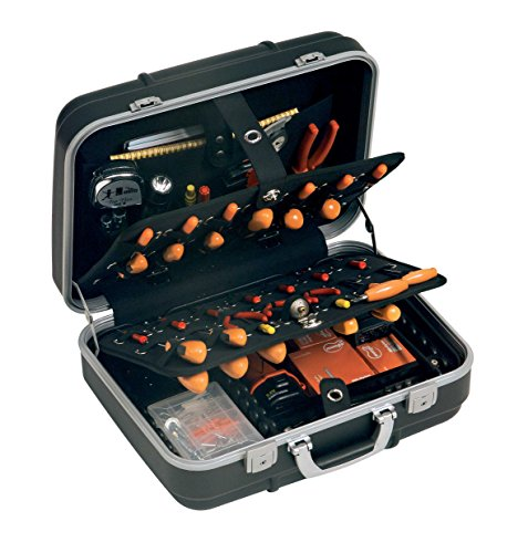 Plano PLO160E1NR Maleta porta herramientas profesional en ABS, antigolpes y de gran...