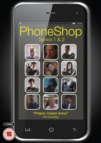 PhoneShop (Series 1&2) - 2-DVD Box Set ( Phone Shop - Series One and Two ) [ Origen UK, Ningun Idioma Espanol ]