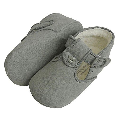 Mayoral - Baby Schuhe Mädchen, Grau - 9354, Größe 16