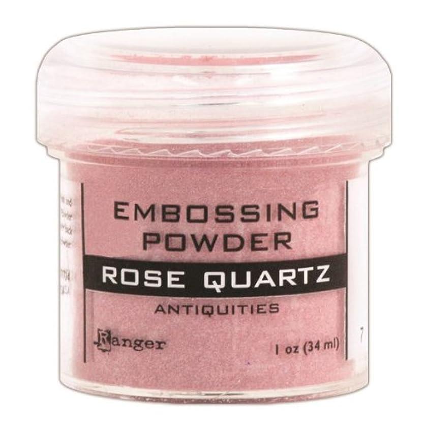 Ranger Embossing Powder, 1-Ounce Jar, Rose Quartz