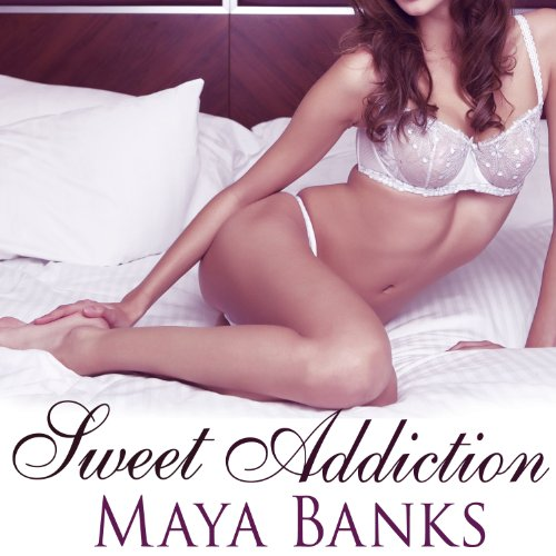 Sweet Addiction audiobook cover art