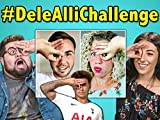 College Kids React To Dele Alli Challenge (Three Fingers Challenge)