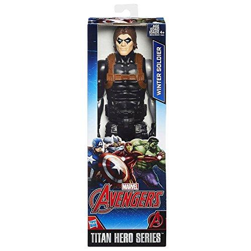 HASBRO Marvel Avengers Action Fig. 30cm. Winter Soldier B6661 B6532