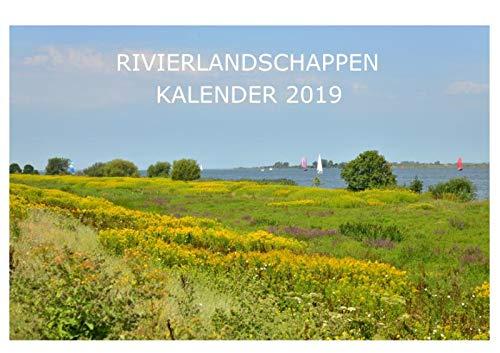 Rivierlandschappen Kalender 2019 (Rivier Landschappen Jaarkalenders)