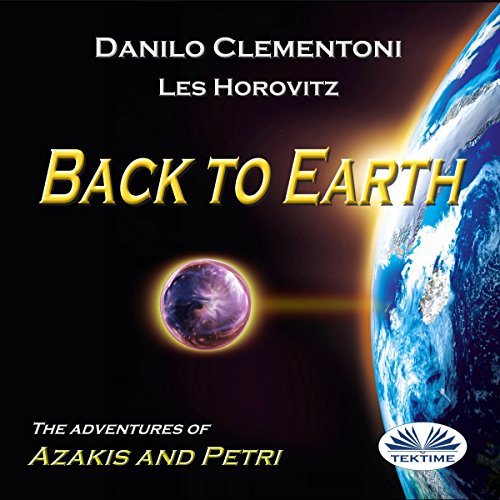 Back to Earth audiobook cover art