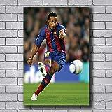 Arter Poster und Drucke Ronaldinho Brasilien Fc Flamengo