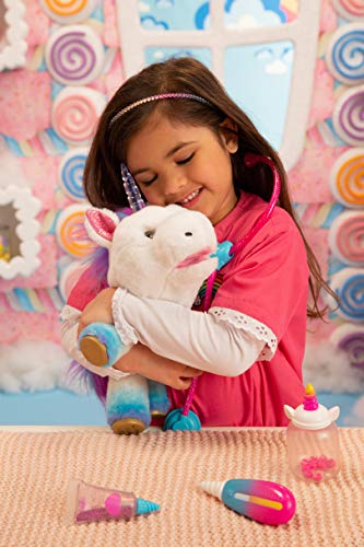 The Rainglow Unicorn Vet Set is one of the latest toys for girls