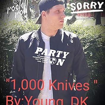 1,000 Knives