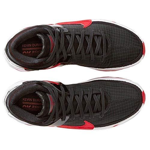 Nike Mens KD 13 Bred Basketball Shoes CI9948-002 (Numeric_12)