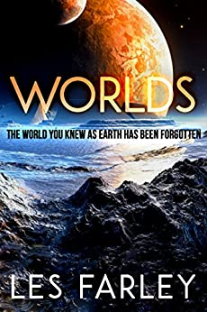 WORLDS by [Les Farley]