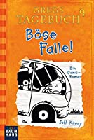 Gregs Tagebuch 9 - Boese Falle!
