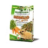 Monello Pellet Carota Alimento Completo per Conigli Nani 900 gr