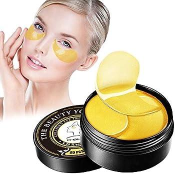 30-Pairs Phoebe 24K Gold Under Eye Treatment Masks