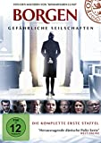 Borgen - Gefährliche Seilschaften, Die komplette erste Staffel [3 DVDs]