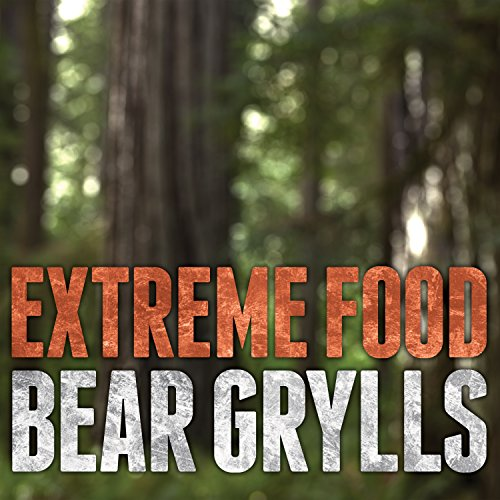 Extreme Food audiobook cover art
